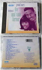 IKE & TINA TURNER Proud Mary / The Best Of .. 23 Tracks USA EMI CD