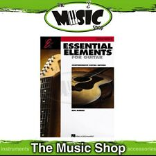 Essential Elements for Guitar Book 2 Lesson Book