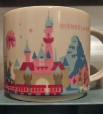 Disney Parks Starbucks Disneyland V1You Are Here Mug