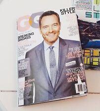 """GQ Bryan Cranston mini-magazine for Tonner Matt,  16"""" male dolls"""