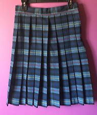 French Toast - Pleated Plaid Blue Skirts Size 7 - Other Sizes On Other Listings