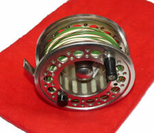 Scierra XDA91W large arbour salmon fly reel with Michael Evans 10/11 F line