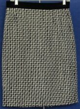 EUC Couture ESCADA Margaretha LEY Houndstooth SKIRT Knee-Length GERMANY 40 US 10