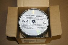 NEW! IBM DVD-RAM 4.7GB 2X Single Sided Type II Discs - 18P7250 - 50-Pack Spindle