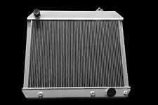 Fit 1963 1964 1965 1966 Chevy Truck C10 C20 C30 3 Row Aluminum Radiator, V8