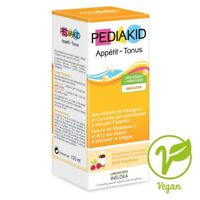 PEDIAKID APPETIT - TONUS 125ml Help stimulate apetite & weight gain ANTI FATIGUE