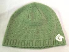 Burton Womens Ashley Snowboard Winter Beanie Hat Soft Lime Green NEW