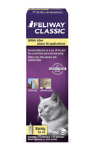 Feliway Classic Spray 60 ml - 281011E About 50 Applications Free Shipping