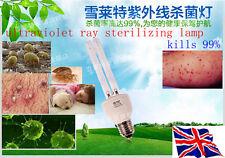 Ultraviolet uv light , uv lamp disinfect , uv sterilize , kill bed bacteria