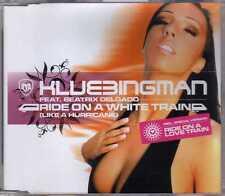 Klubbingman feat. Beatrix Delgado - Ride On A White Train - CDM 2006 - Eurodance
