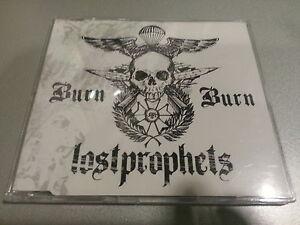 LOSTPROPHETS - Burn Burn  (Maxi-CD)  LOST PROPHETS
