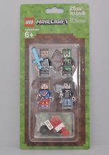 LEGO® 853609 - MINECRAFT - FIGUREN HÜLLEN ZUBEHÖRSET - NEU