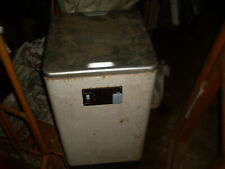 More details for antique hoover electric washing machine and wringer