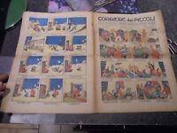 Ancien Journal Enfant CORRIERE dei PICCOLI 1929 avec Félix le Chat Pim Pam Poum
