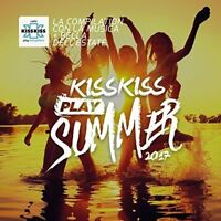 KISS KISS PLAY COMPILATION 2017 ( 2 CD ) - Compilation NUOVO Celophanato