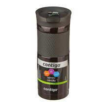 Contigo SnapSeal Byron 591ml Vacuum Insulated Travel Mug Black