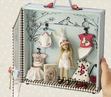 Maggie Iacono Alice In Wonderland Box doll by Maggie Made