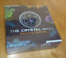 The Crystal Maze Board Game (Unopened)