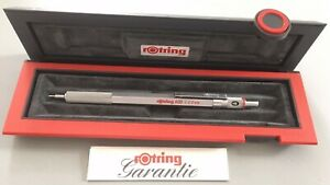 rOtring 600 Original 0.9mm pencil with Original box and papers 99% perfect