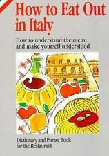 How to Eat Out in Italy
