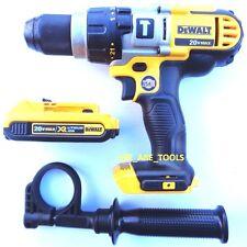 """NEW DeWalt DCD985 20V Max Cordless 1/2"""" Hammer Drill, (1) DCB203 Battery 20 Volt"""