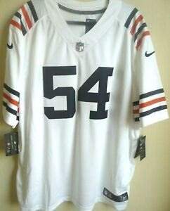 NFL Nike Chicago Bears Vapor Untouchable Brian Urlacher #54 Jersey 3XL CD0245