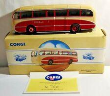 CORGI CLASSIC 1:50 BURLINGHAM SEAGULL RIBBLE ROUTE SCOTTISH TOUR - 97173 - BOXED