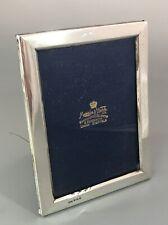 More details for edwardian silver photograph frame e mander birmingham 1908 czx