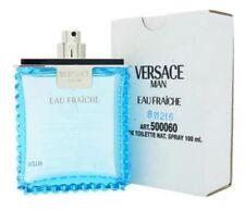 Versace Eau Fraiche Men 3.4 OZ 100 ML *Eau De Toilette* Spray New