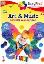 BabyFirst: Art and Music - Sensory Wonderland (Dvd)