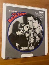 Maltese Falcon 1941 - Rca SelectaVision Ced VideoDisc *Good condition*