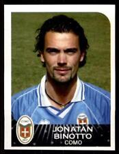 Panini Calciatori 2002-2003 - Como Jonathan Binotto No. 115