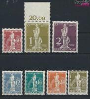 Berlin (West) 35-41 (kompl.Ausg.) mit Falz 1949 Weltpostverein (9082187