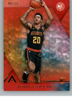 2017-18 Panini Ascension Red Basketball Parallel Cards Pick From List