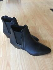Michael Kors broderick Ankle Boots, Sz9