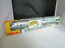 More details for plarail s-6 400 shinkansen tsubasa tomy train in box