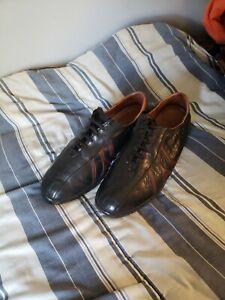 Allen Edmonds Traveler 76007 Leather Shoes Lace Up Oxfords - Men's Size 11.5 3E