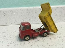 Corgi Toys 2 Tone ERF Model 64G Earth Dumper Truck, Tipper, 458