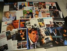 Harrison Ford   100+ full pages   Clippings