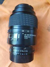 Nikon MICRO Nikkor 105mm f/2.8 1:2.8