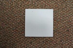 """Orca Sublimation Tiles Matte White 4.25"""" x 4.25"""" 10pcs"""