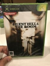 SILENT HILL 4 THE ROOM XBOX NEUF/ VERSION FRANCAISE