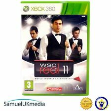 WSC Real 11 (Xbox 360) **IN A BRAND NEW CASE!**