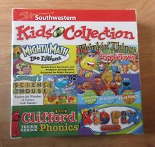 Southwestern Kids Collection 4  Programs Math/Thinkin Things/Kid Pix/Science