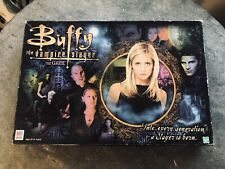 Buffy the Vampire Slayer The Game - 2000 Milton Bradley INCOMPLETE