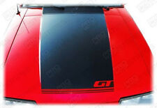 Ford Mustang GT Hood Stripe Decal 1985 1986 1987 1988 1989 1990 1991 1992 1993
