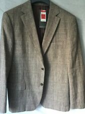 Mens M&S Collezione Wool-Linen  Blend Jacket 42 Short