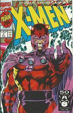 X-MEN #1  (2ND SERIES - 1991) MARVEL (MAGNETO COVER)