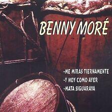 rare cd salsa BENNY MORE a romper el coco MARACAIBO ORIENTAL me gusta mas el son