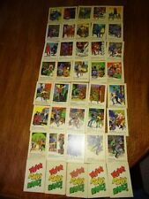 1960s Comics Collectable Trading Cards